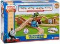 Fisher-Price - Thomas de Trein Houten Spoorbaan Transformatiebrug