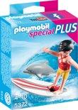 Playmobil Surfer met dolfijn - 5372