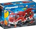 PLAYMOBIL Brandweer pompwagen - 9464