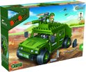 BanBao Leger Warrior Jeep - 8842
