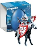 Playmobil Ei Cavaleriesoldaat met Wapenarsenaal - 4937