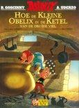 Asterix special 01. Hoe de kleine Obelix in de ketel van de druide viel