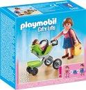 Playmobil Mama met kinderwagen - 5491