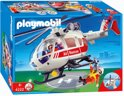 Playmobil Reddingshelikopter - 4222