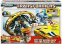 Hasbro Battle track set bumblebee - transformers