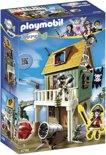 Playmobil Geheime piratenvesting met Ruby Red - 4796
