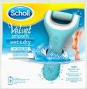 Scholl Velvet Smooth Oplaadbare Voetvijl Wet & Dry - Starter - 1 stuk - Voetvijl