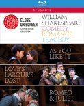 Globe Theatre - Comedy Romance Tragedy