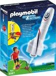 Playmobil Raket met lanceerpomp  - 6187