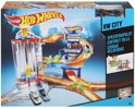 Hot Wheels City Speedtropolis - Racebaan