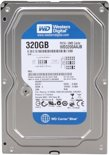 320GB BLUE 8MB CAVIAR 3.5 ATA 7200RPM