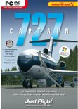 727 Captain (FS X Add-On)  (DVD-Rom)