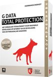 G Data TotalProtection 2015 - Nederlands / 3 apparaat / 3 jaar