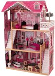 Amelia Dollhouse w/ 2 Stairs