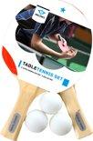 Angel Sports Tafeltennis Set 1 Ster Met Ballen