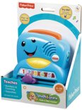 Fisher-Price Leerplezier Kiekeboe-broodrooster