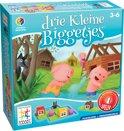 Drie Kleine Biggetjes - Kinderspel