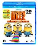 Verschrikkelijke Ikke 2 (Despicable Me 2) (3D Blu-ray)