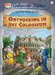 Een reis door de tijd 3 - Ontvoering in het Colosseum