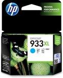 HP 933XL - Inktcartridge / Cyaan / Hoge Capaciteit (CN054AE)