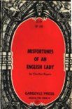 Misfortunes Of An English Lady