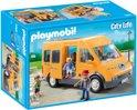 Playmobil Schoolbusje  - 6866