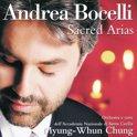 Sacred Arias - Andrea Bocelli