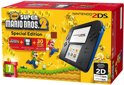 Nintendo 2DS, Console + New Super Mario Bros. 2 - Limited Edition (Zwart / Blauw)