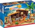 Playmobil Grote kerststal - 5588