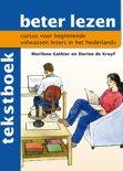 Beter lezen / deel Tekstboek