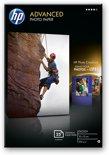 HP Fotopapier - 10x15cm / 250g/m / 25 vellen