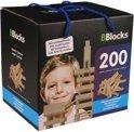 Bblocks in Kartonnen Doos 200-delig