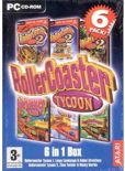 Rollercoaster Tycoon 6 Pack - Windows