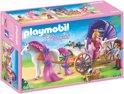 Playmobil Koninklijke koets met paard - 6856