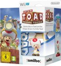 Captain Toad: Treasure Tracker + Toad amiibo bundel - Wii U