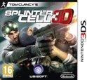 Tom Clancy's Splinter Cell 3D - 2DS + 3DS