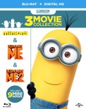Minions/Despicable Me 1 & 2 (Blu-ray)
