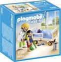 Playmobil Ziekenhuiskamer met arts - 6661