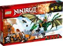 LEGO NINJAGO De Groene NRG Draak - 70593