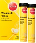 Roter Vitamine C Citroensmaak - 40 Bruistabletten - Vitaminen