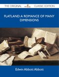 Flatland: a romance of many dimensions - The Original Classic Edition
