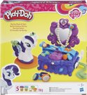 Play-Doh Raritys Kaptafel salon - My Little Pony - Klei