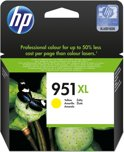HP 951XL - Inktcartridge / Geel (CN048AE)