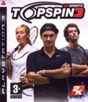 Take-Two Interactive Top Spin 3 PS3