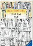 Funtastic Colouring Book Colin Thompson