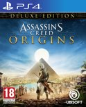 Assassin's Creed: Origins - Deluxe Edition - PS4