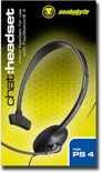 Snakebyte PS4 chat:Headset