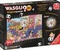 Wasgij 2 in 1 Voetbalkoorts - Puzzel - 1000 stukjes
