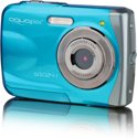 Splash onderwater camera blauw W1024