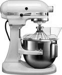 KitchenAid Heavy Duty 5KPM5EWH - Keukenmachine - Wit